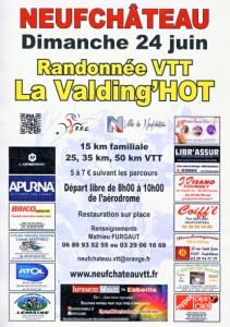 La Valding'hot 2018